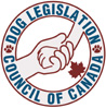 The Dog Legislation Council of Canada Logo